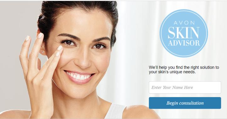 Skin care quiz