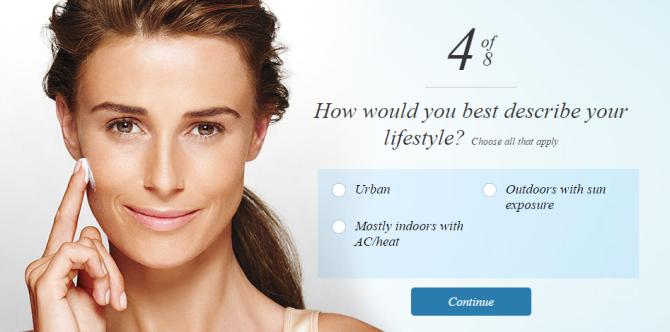 step 4 skin care quiz