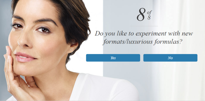 Step 8 skin care quiz